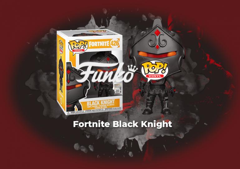 Sorteo Funko POP Fortnite Black Knight