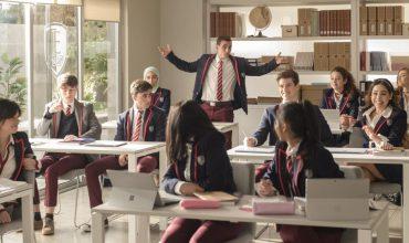 La serie Élite se ha filmado en una universidad real