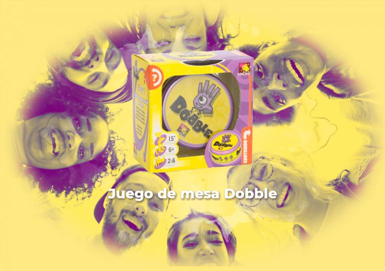 Sorteo juego de mesa Dobble