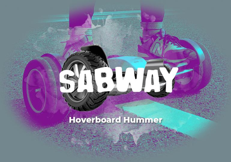 Sorteo Hoverboard Hummer SABWAY