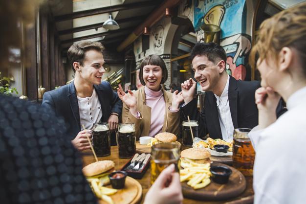 Algunos restaurantes ideales para los jóvenes