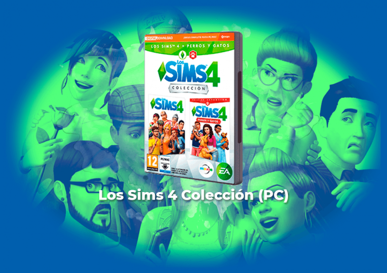 Sorteo Los Sims 4 Colección (PC)
