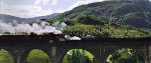 """Escenas de películas: """"Harry Potter y la cámara secreta"""""""