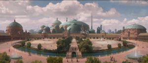 Escenas de películas: Star Wars episodio II