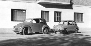 Primer coche eléctrico perteneciente a la historia tecnológica