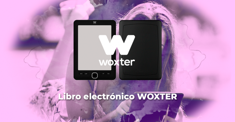 Sorteo Libro electrónico WOXTER