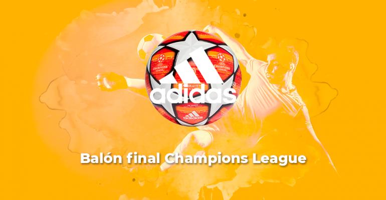 Sorteo Balón final Champions League