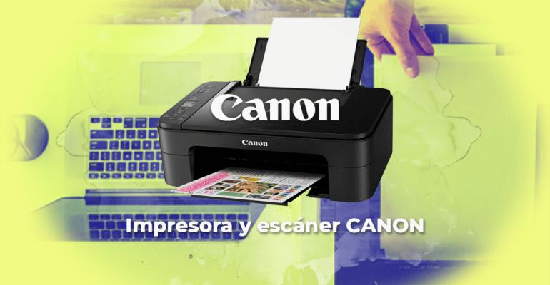 Sorteo impresora y escáner Canon