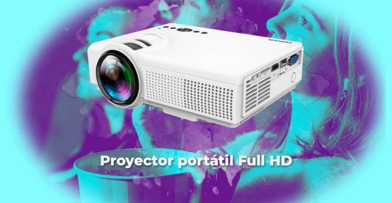 Sorteo Proyector portátil Full HD