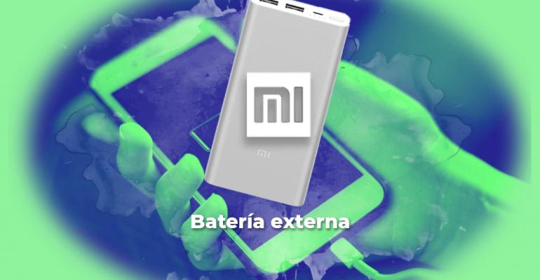 Sorteo batería externa Xiaomi