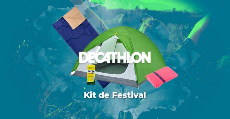 Sorteo kit de festival