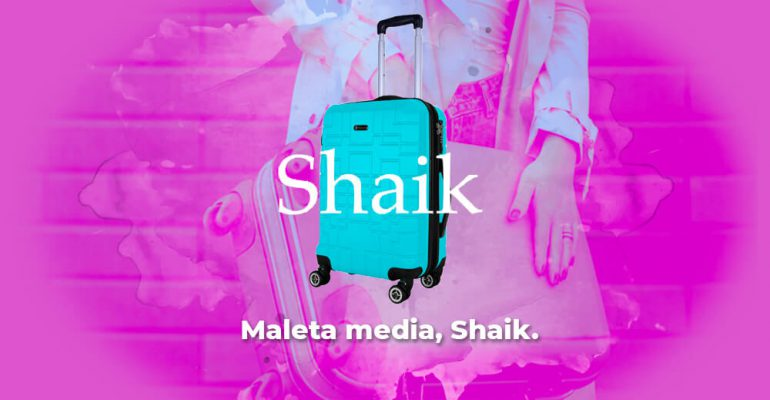 Sorteo Shaik maleta media