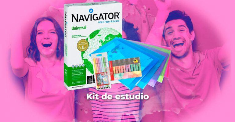 Sorteo Kit de estudio veraniego