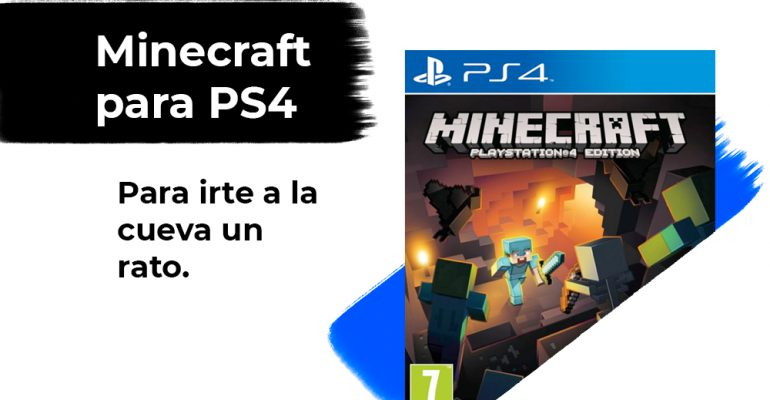 Sorteo Minecraft PS4 Edition