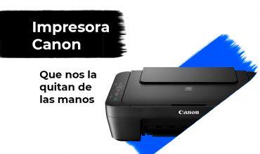 Sorteo Impresora Canon
