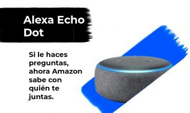 Sorteo Alexa Echo Dot