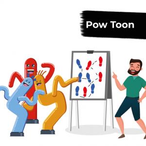 presentaciones con Pow Toon