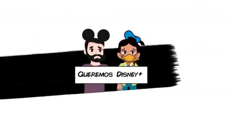Disney+ ¿Por qué lo necesitamos  en nuestras vidas?