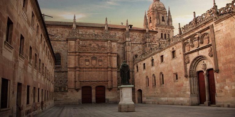 Universidad de Salamanca: más de 800 años de historia viva.